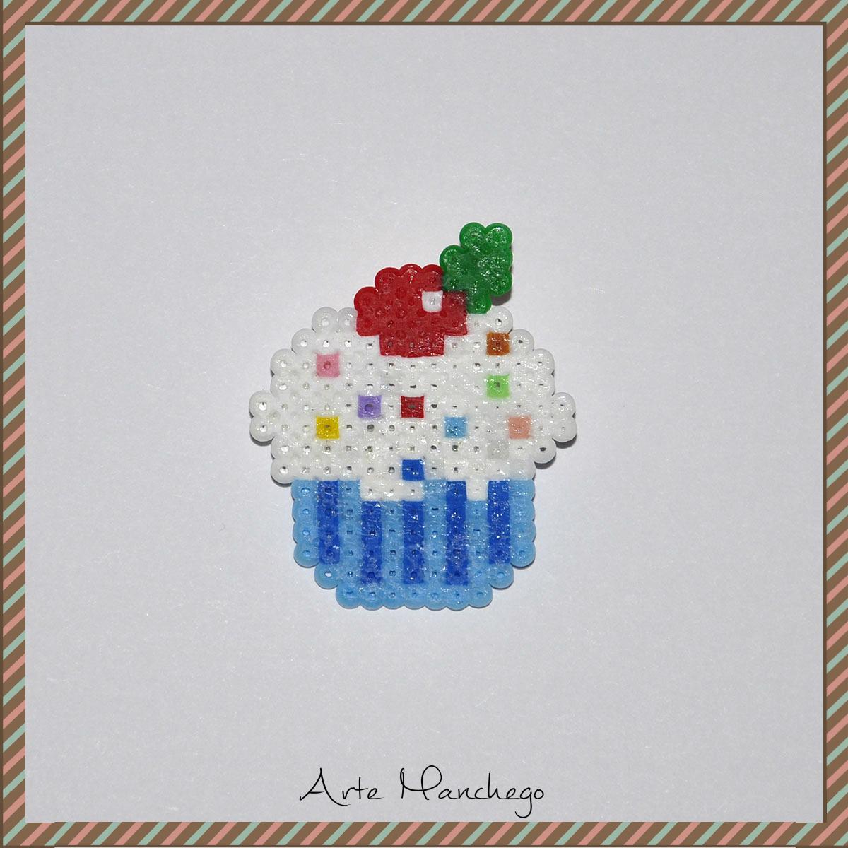 Pastelito de Hama Beads